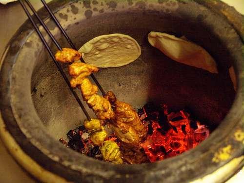 Traditionele Indiase kleioven: Tandoor