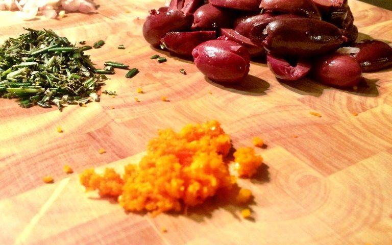 Italië - Rigatoni ai Carciofi - Recept