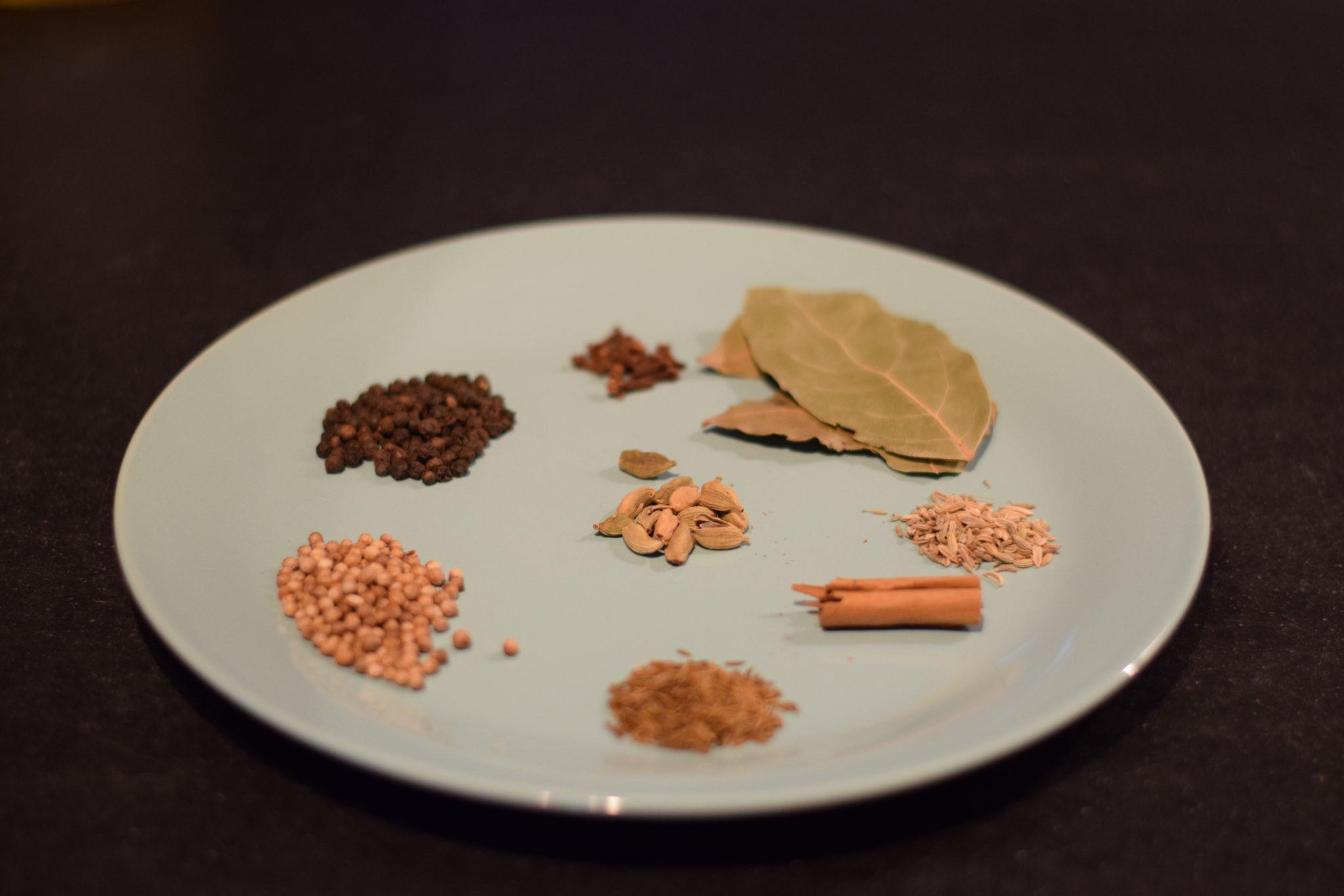 Kruiden voor Garam Masala