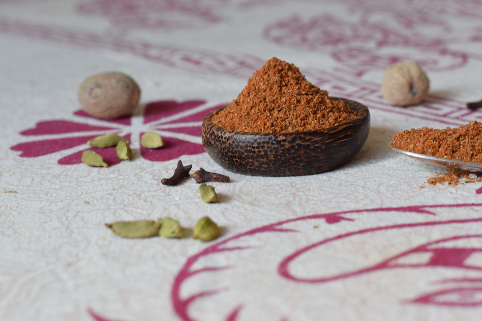Baharat - recept voor kruidenmengsel