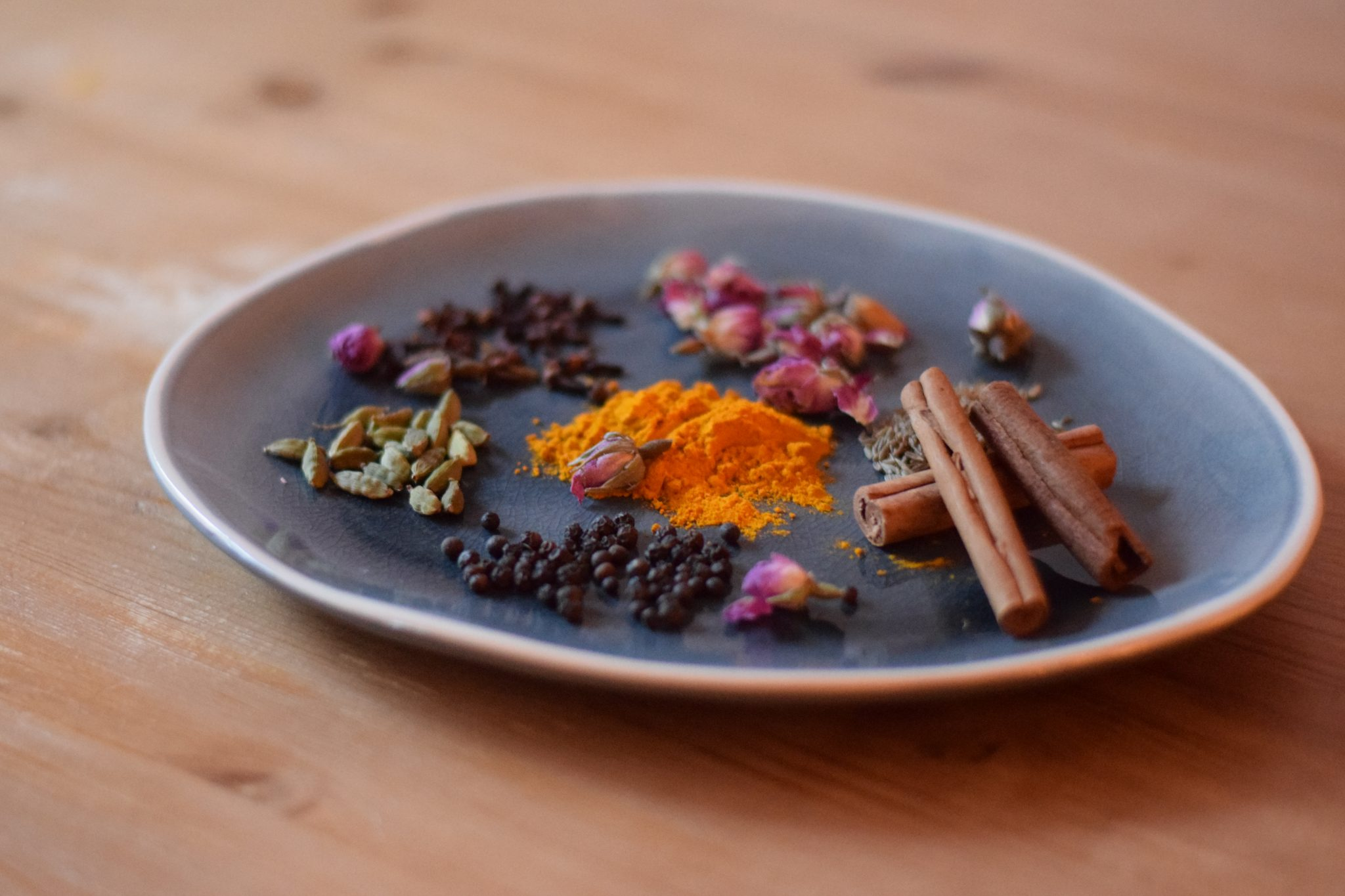 Advieh - recept voor Iraans kruidenmengsel