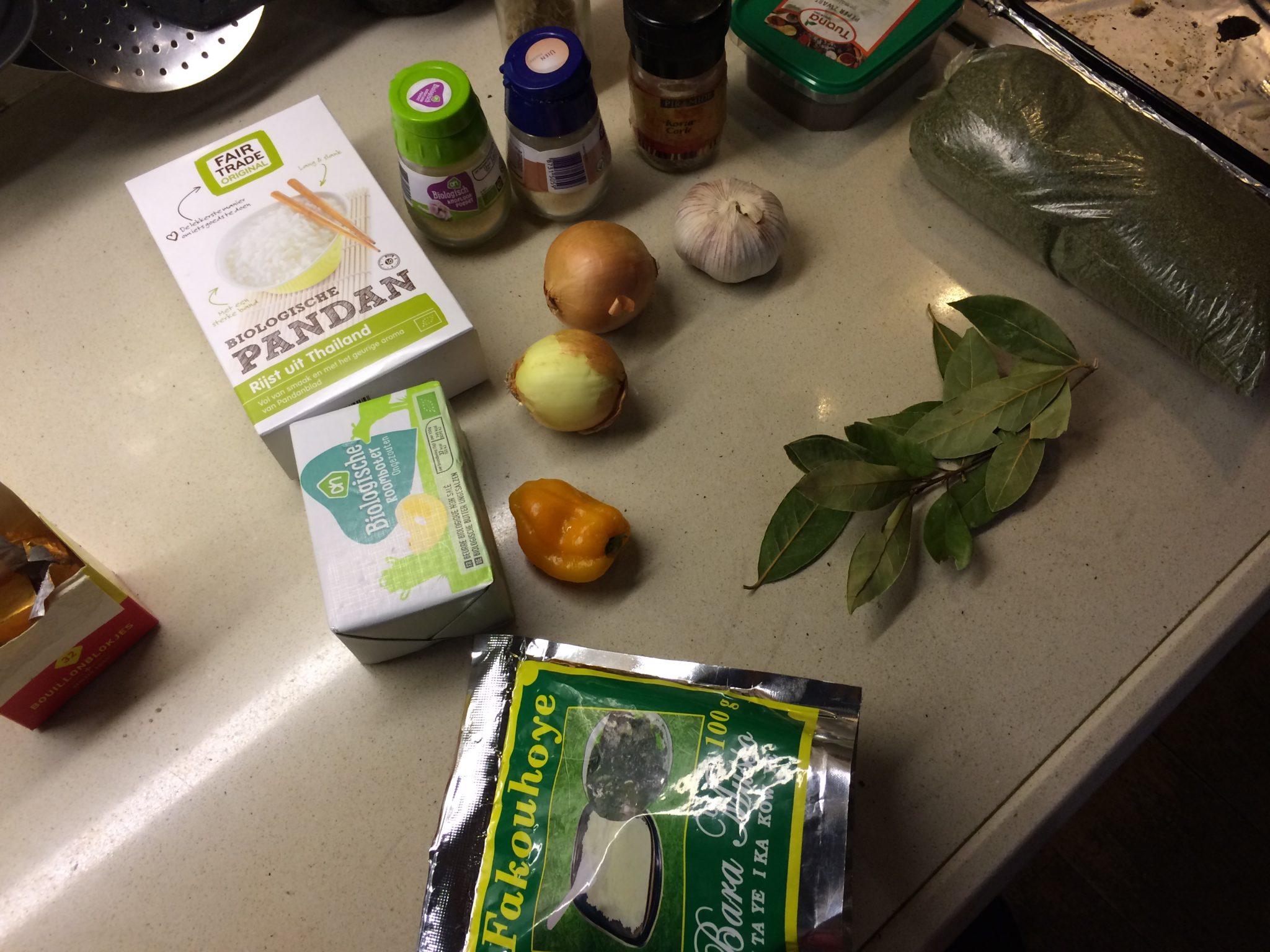 Recept voor Fakoye