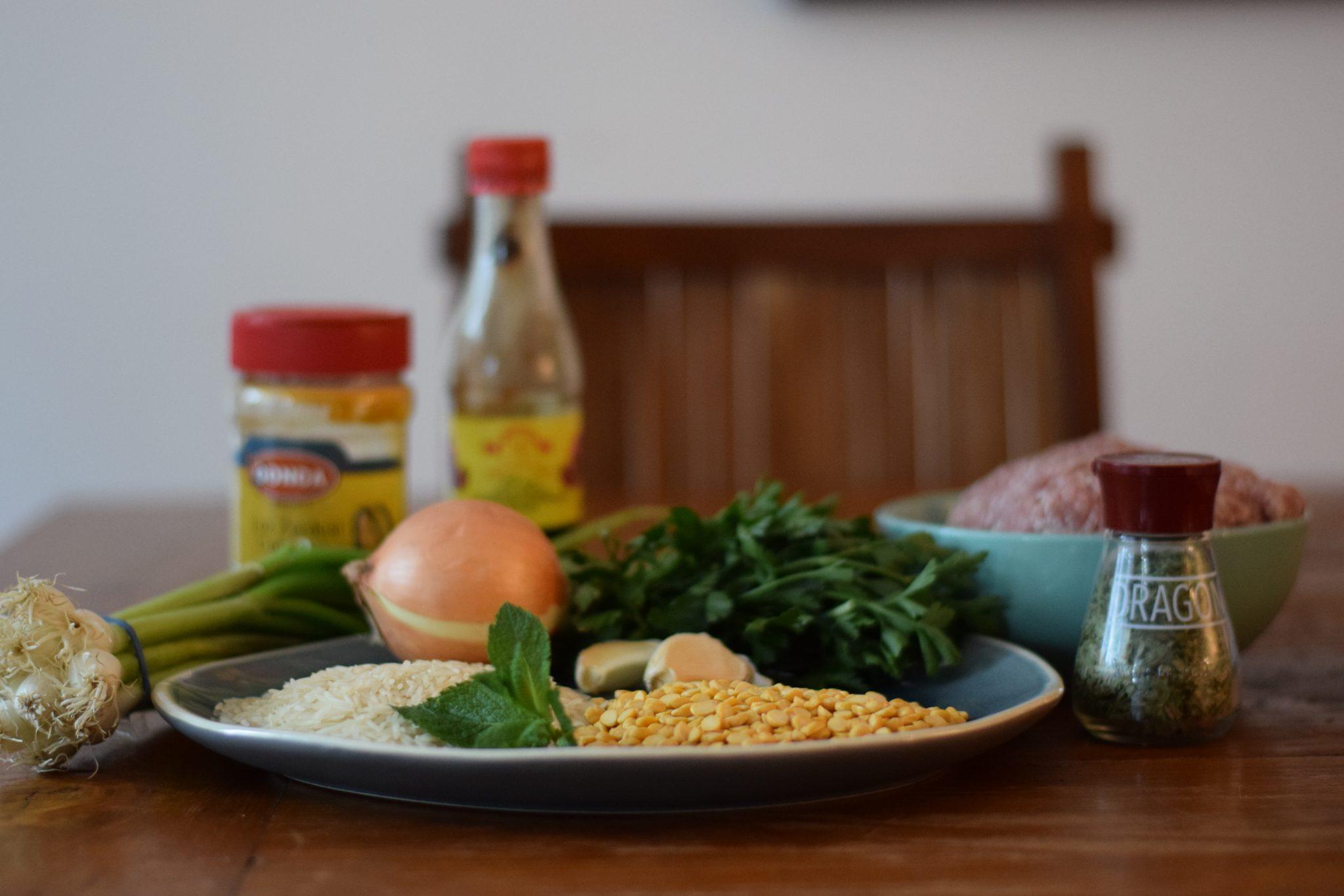 Recept Ash-e-Anar