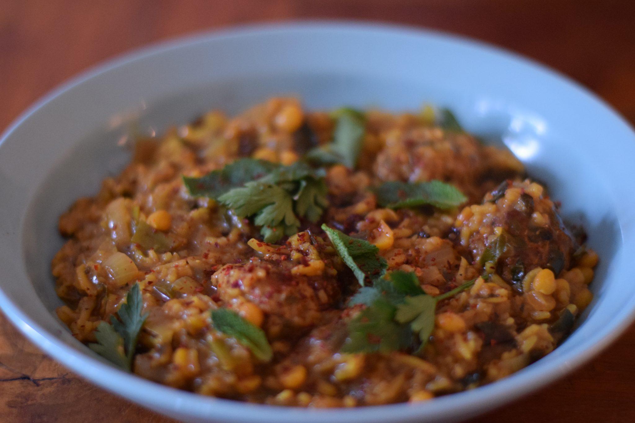 Ash-e Anar recept