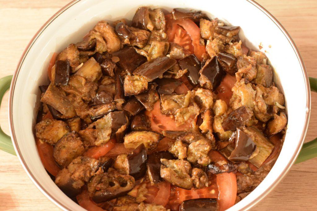 Syrië - Maqluba - recept voor een syrisch gerecht