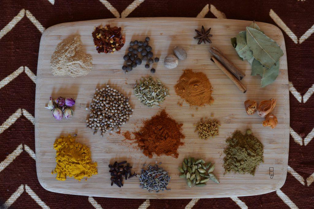 Marokko - zelf Ras el Hanout maken recept