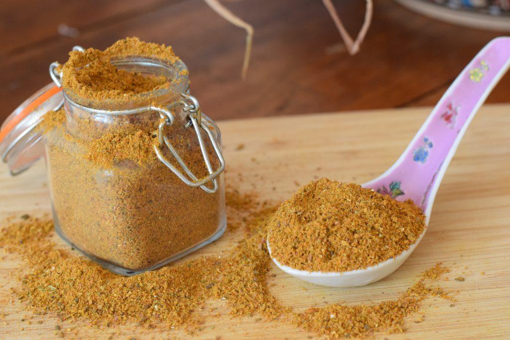 Marokko - Ras el Hanout  recept om zelf kuidenmengsel te maken