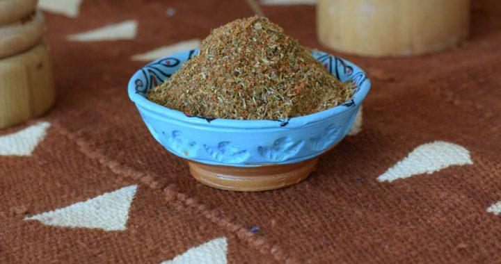 Sharena Sol - coloufull salt, recept voor kleurrijk zout