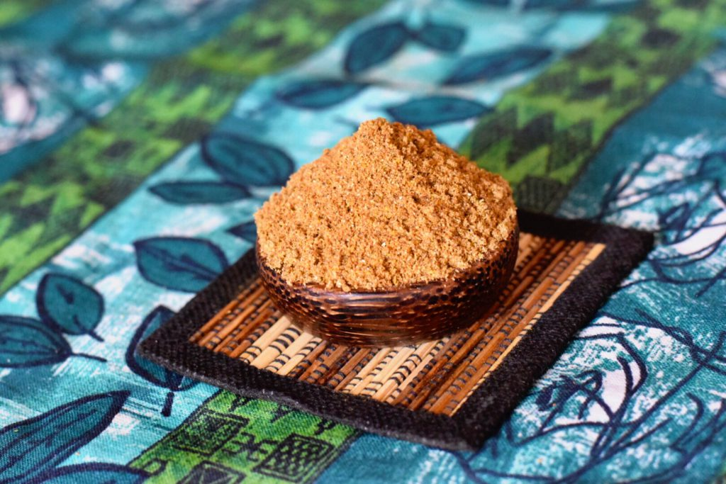India - tandoori kruidenmengsel zelf maken