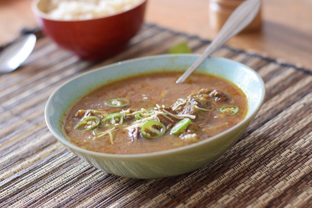 Pakistan - Nihari recept voor een stoofpot