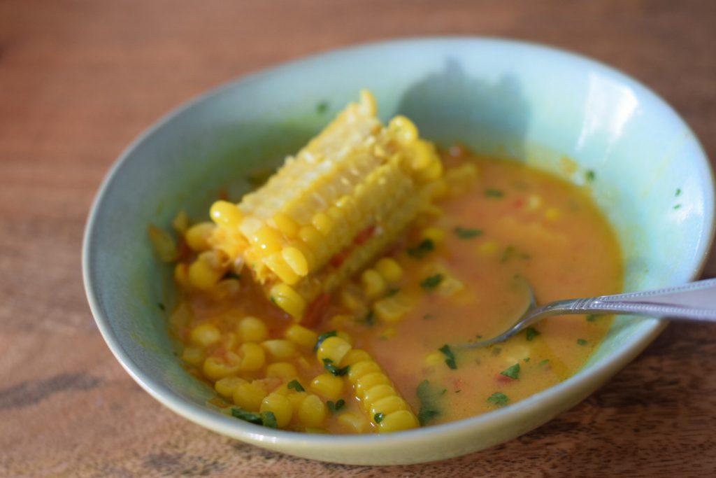 Een recept voor maiskolven uit Somalië