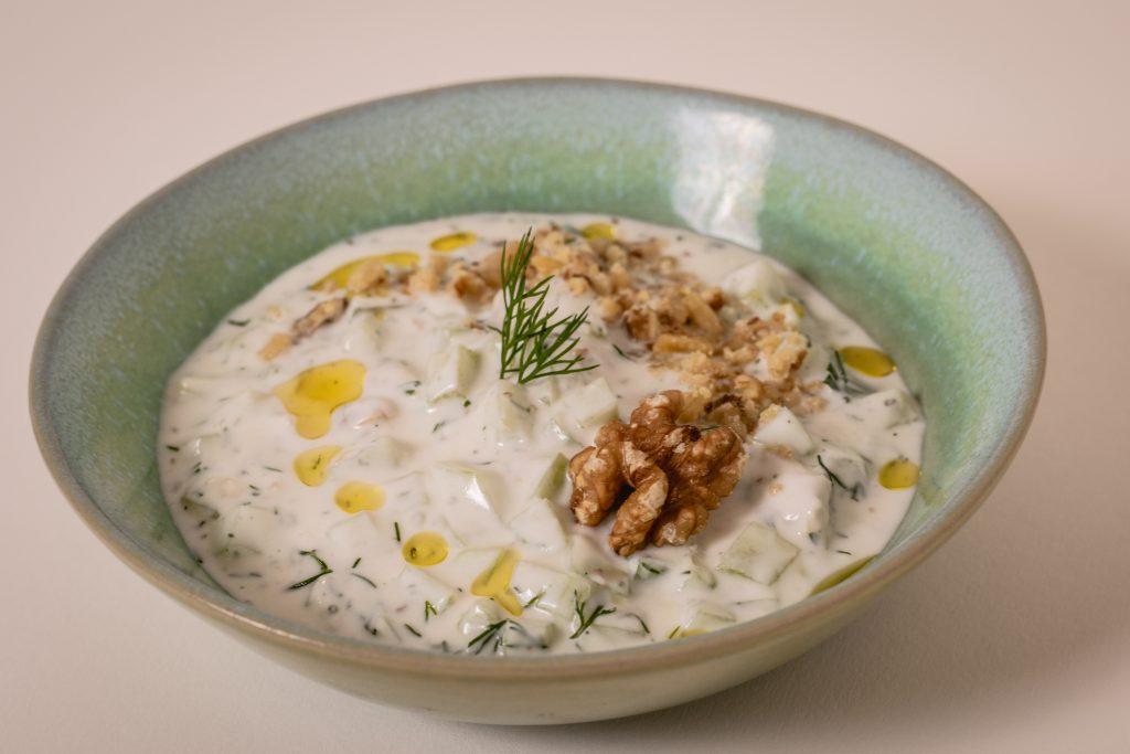Bulgarije - Tarator - Recept