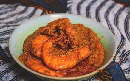 Chingri Macher Malai recept
