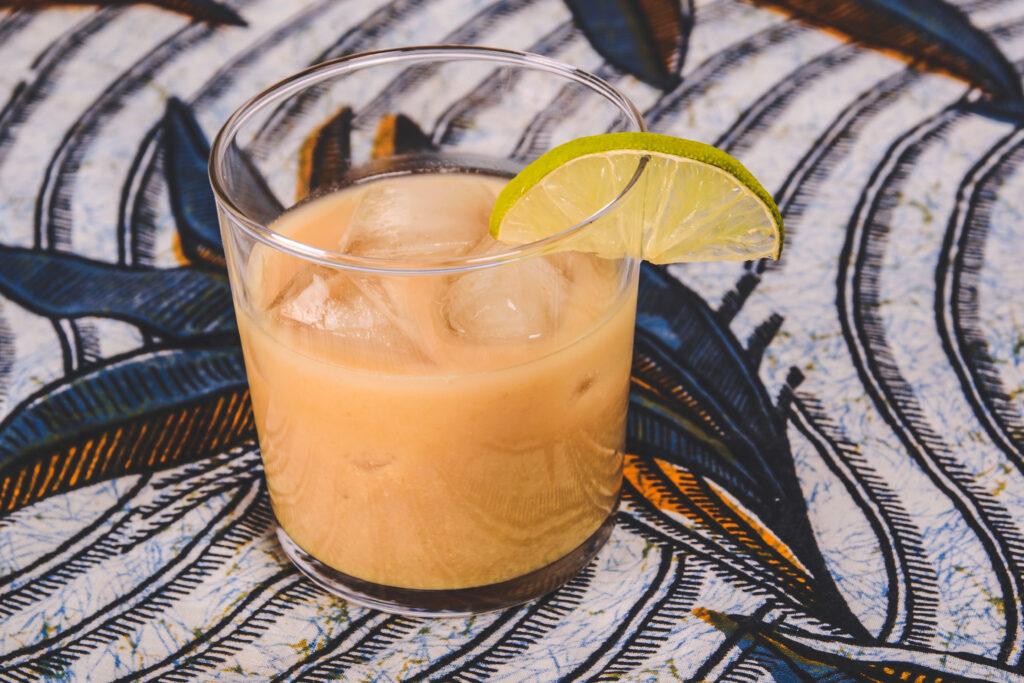 Het drankje zoom koom uit Burkina Faso