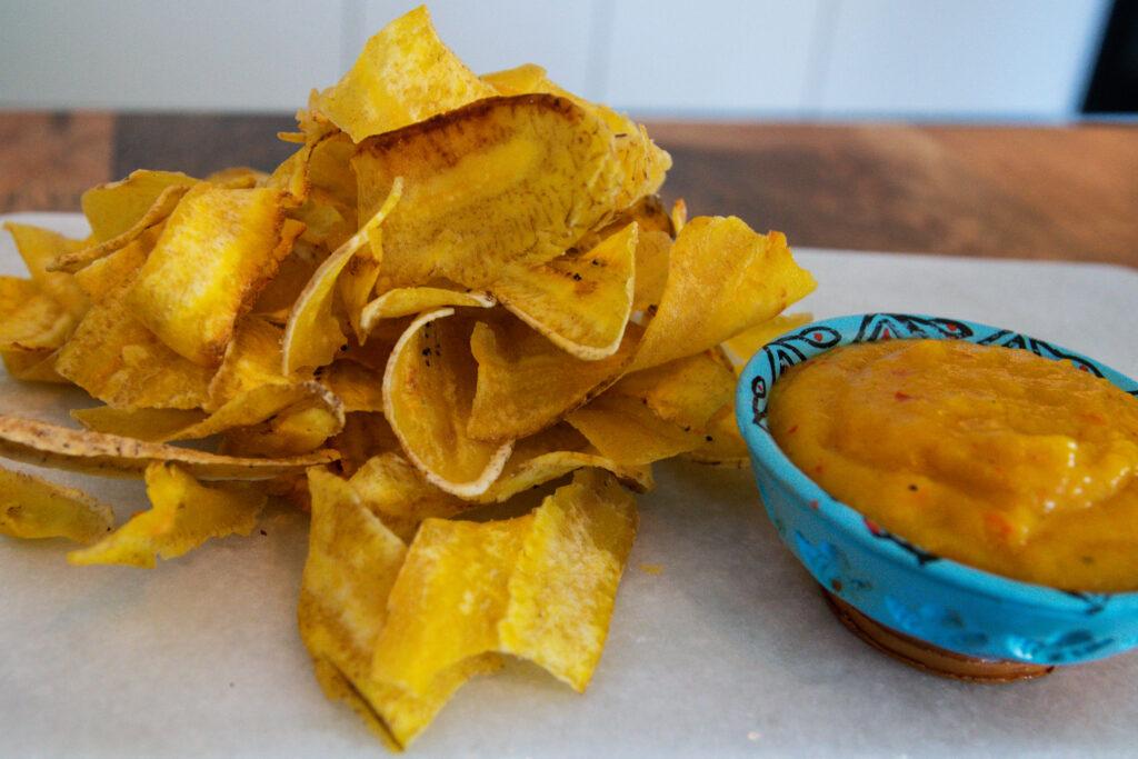 Guyana - Mango sour Recept-3