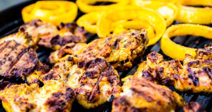Afrikaanse kip uit Togo
