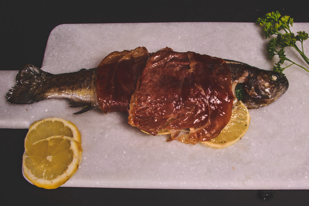 Recept voor Forel uit Andorra